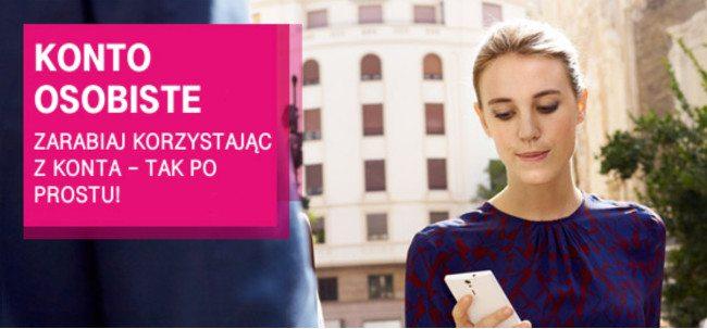 Konta bankowe w T-Mobile
