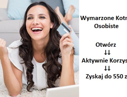 Wymarzone konto z zyskiem do 550 zł w Raiffeisen Bank