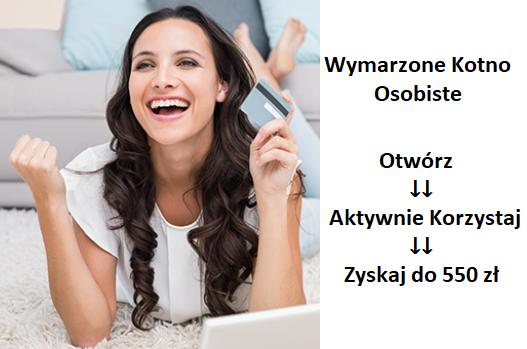Wymarzone Konto Osobiste - Raiffeisen Polbank