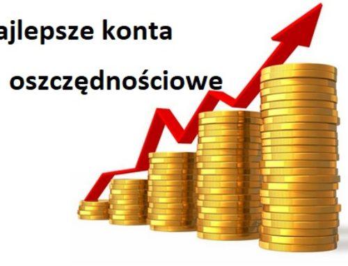Ranking Kont Oszczędnościowych – styczeń 2021