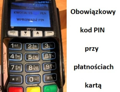 PSD2: Płatności zbliżeniowe z obowiązkowym PINem