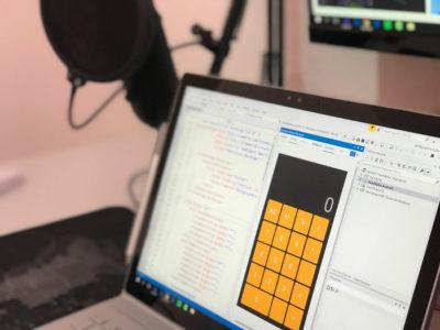 Laptop i kodowanie na home office - pracy zdalnej