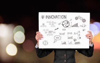 Innowacje firmowe - tablica pomysłów