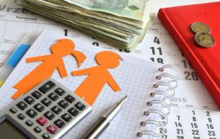 Budżet domowy rodziny - kalkulator oszczędności i wydatków